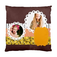 Fall By Joely   Standard Cushion Case (two Sides)   Fmycn047awmq   Www Artscow Com Back