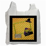 Not So Scary Trick or Treat Bag 3 - Recycle Bag (One Side)