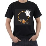 Not So Scary Halloween Shirt 1 - Men s T-Shirt (Black)