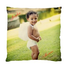 Mommy Pillow Case By Krystal M    Standard Cushion Case (two Sides)   J1ceqycwnrmu   Www Artscow Com Front