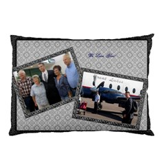 J T  s Mission Pillowcase 2011 By Kathie Maner   Pillow Case (two Sides)   Ylfeqqyqfzd9   Www Artscow Com Back
