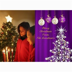 Christmas 2016 Photo Card 7x5 By Deborah   5  X 7  Photo Cards   Kf20zxkd8qxl   Www Artscow Com 7 x5 Photo Card - 9