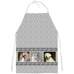 All in a Row Full Apron - Full Print Apron