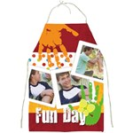 fun fday - Full Print Apron
