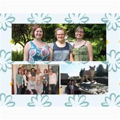 Calendar Read By Carrie Wardell   Wall Calendar 11  X 8 5  (12 Months)   4libaokgdh3p   Www Artscow Com Month