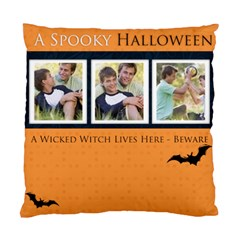 Halloween By Joely   Standard Cushion Case (two Sides)   Cuee0h1cqin6   Www Artscow Com Back