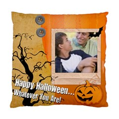 Halloween By Joely   Standard Cushion Case (two Sides)   Nwowusxkxoig   Www Artscow Com Front
