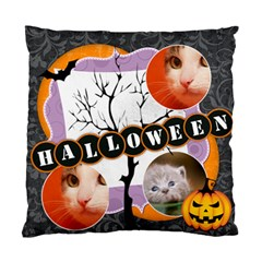 Halloween By Joely   Standard Cushion Case (two Sides)   Guw6i6t11umr   Www Artscow Com Front