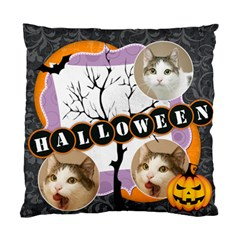 Halloween By Joely   Standard Cushion Case (two Sides)   Guw6i6t11umr   Www Artscow Com Back