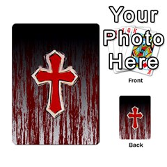 Fury Of Dracula Hunter Event Cards By Dana   Multi Purpose Cards (rectangle)   Yq11xcz9tf2l   Www Artscow Com Back 15