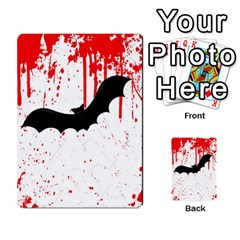 Fury Of Dracula Dracula Event Cards By Dana   Multi Purpose Cards (rectangle)   Goiysa2guvei   Www Artscow Com Back 9