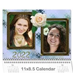 A Little Fancy 2013 (any Year) Calendar - Wall Calendar 11 x 8.5 (12-Months)