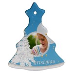 white chritmas - Ornament (Christmas Tree)