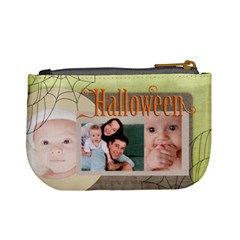 Halloween By Joely   Mini Coin Purse   X6el5lp3e20h   Www Artscow Com Back