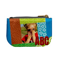 Abc  By Joely   Mini Coin Purse   Ruq4b1q46ynd   Www Artscow Com Back