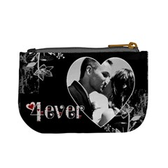 I Love You Forever Mini Coin Purse By Lil    Mini Coin Purse   Jbgpl0ycy7gc   Www Artscow Com Back