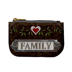 Family Love Mini Coin Purse By Lil    Mini Coin Purse   Ixexewdjiear   Www Artscow Com Front