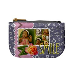 Mini Coin Purse   Simply You   1 By Angel   Mini Coin Purse   S9kds1t9l1jz   Www Artscow Com Front
