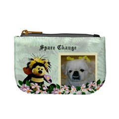 Change Mini Purse By Kim Blair   Mini Coin Purse   O1ea71s1w7ao   Www Artscow Com Front