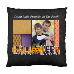 Halloween  By Joely   Standard Cushion Case (two Sides)   Twmu31xna5y7   Www Artscow Com Front
