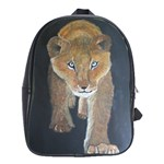 Lioness - School Bag (Large)