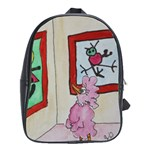 art trip - School Bag (Large)