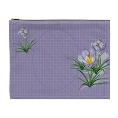 Croton Xl Cosmetic Bag By Deborah   Cosmetic Bag (xl)   S9n83n5zx90h   Www Artscow Com Front