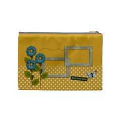 Cosmetic Bag (medium): Enjoy Life By Jennyl   Cosmetic Bag (medium)   8oko733cg3gv   Www Artscow Com Back