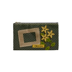 Cosmetic Bag (small): I Love You By Jennyl   Cosmetic Bag (small)   Surry13orlyd   Www Artscow Com Front