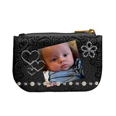 Fancy Midnight Mini Coin Purse By Lil    Mini Coin Purse   0qb7blofv0yi   Www Artscow Com Back