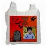 Trick or treat bag 2 - Recycle Bag (One Side)