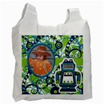 Recycle Bag Robot - Recycle Bag (Two Side)