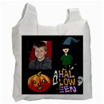 Trick or Treat recycle bag 2 - Recycle Bag (One Side)