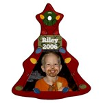 Riley 2006 - Ornament (Christmas Tree)