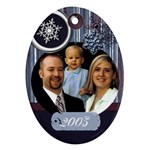 family 2005 - Ornament (Oval)