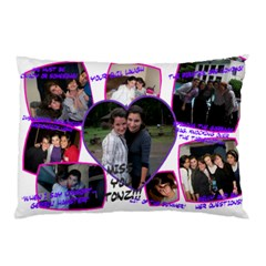 For Jr By Ettie   Pillow Case (two Sides)   Ln01khbzjipy   Www Artscow Com Back