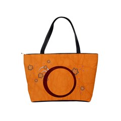 Autumn Classic Shoulder Bag By Elena Petrova   Classic Shoulder Handbag   Paqrqfkcc51g   Www Artscow Com Back