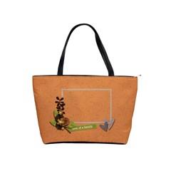 Shoulder Handbag: Love Of Family By Jennyl   Classic Shoulder Handbag   I65tlguaci2d   Www Artscow Com Front
