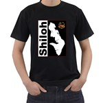 Save Shiloh shirt - Men s T-Shirt (Black)