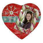 haley - Ornament (Heart)