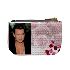 Stephen Gately By Maya Goldberg   Mini Coin Purse   C3gp111s1993   Www Artscow Com Back