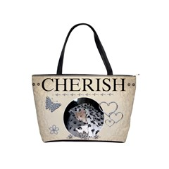 Cherish Classic Shoulder Handbag By Lil    Classic Shoulder Handbag   Shu9vs7qh4gx   Www Artscow Com Front