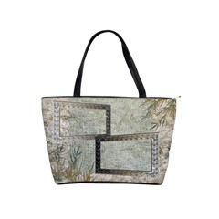 Neutral Shadow Frame Classic Shoulder Bag By Ellan   Classic Shoulder Handbag   Pwgnt5hzugk4   Www Artscow Com Front