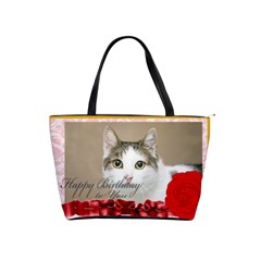 Happy Birhday To You By Joely   Classic Shoulder Handbag   Hj0vcpz2pi4l   Www Artscow Com Front