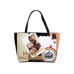 Halloween By Joely   Classic Shoulder Handbag   R4qe2vxx06q4   Www Artscow Com Front