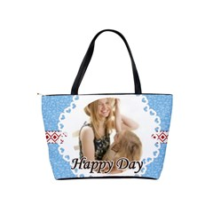 Happy Day By Joely   Classic Shoulder Handbag   Ar1mkfrcj1hm   Www Artscow Com Back