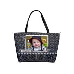 Devine & Lovely Classic Shoulder Handbag By Lil    Classic Shoulder Handbag   63s4tahxn8vd   Www Artscow Com Front