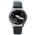 Watch - Round Metal Watch