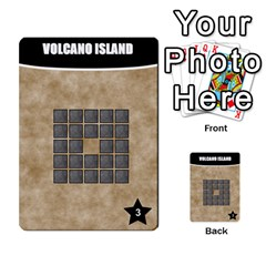 Forbidden Island Expansion With Challenge Deck By John Hodge   Multi Purpose Cards (rectangle)   Ro53ay7qy9io   Www Artscow Com Front 2