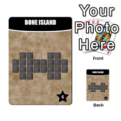 Forbidden Island Expansion With Challenge Deck By John Hodge   Multi Purpose Cards (rectangle)   Ro53ay7qy9io   Www Artscow Com Front 12